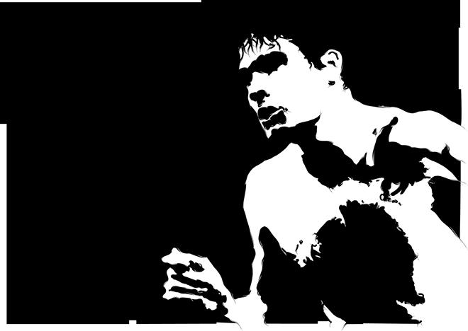 Henry Rollins punk