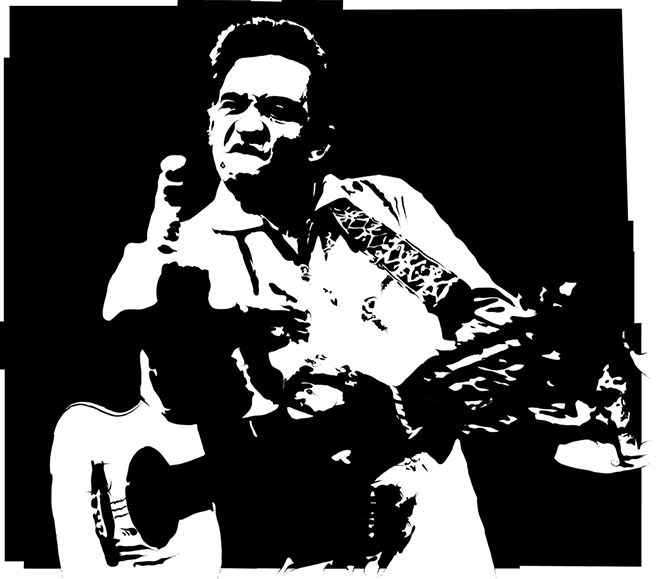 Johnny Cash punk