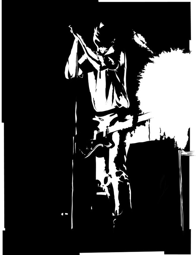 Steve Albini punk