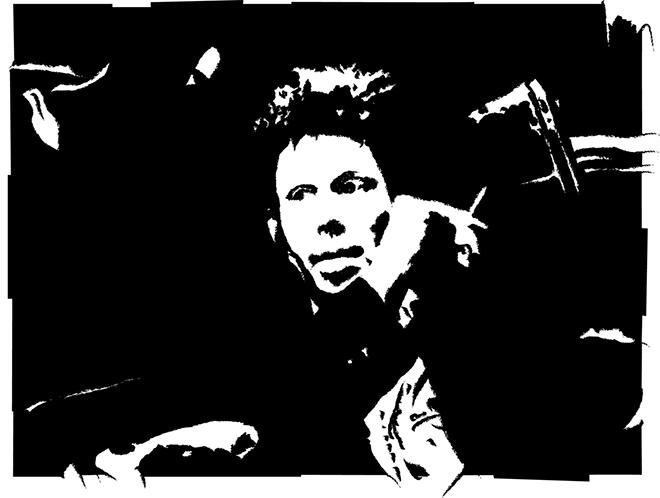 Tom Waits Punk