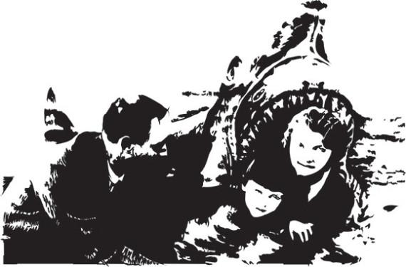 Family,-Eaten-by-Shark